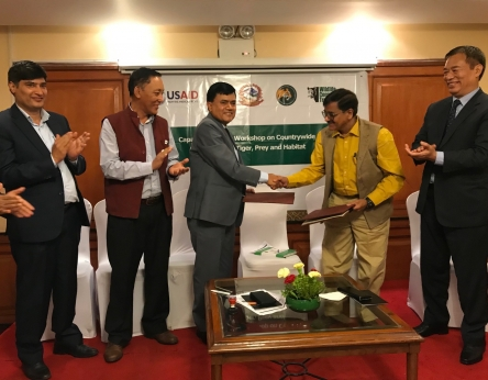 GTF and SAWEN inked an MoU