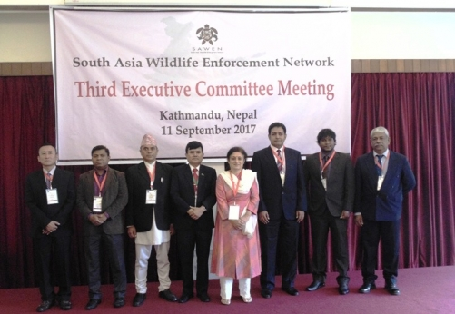 SAWEN Third EC Meeting and Workshop concluded