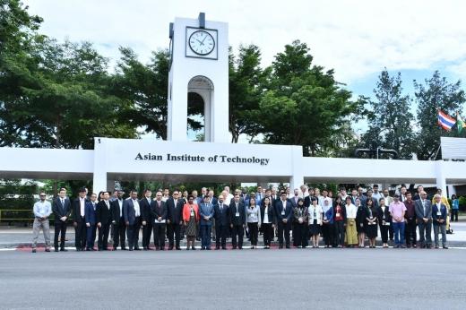 Collaboration to organize the Bangkok Conference