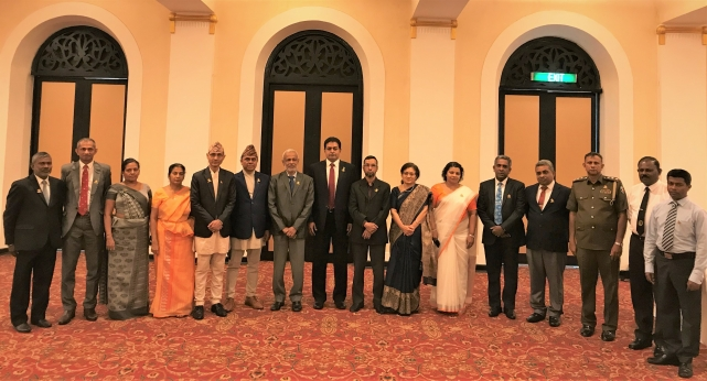 Sixth EC Meeting of SAWEN completed