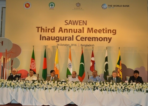 Third Annual Meeting of SAWEN Concluded