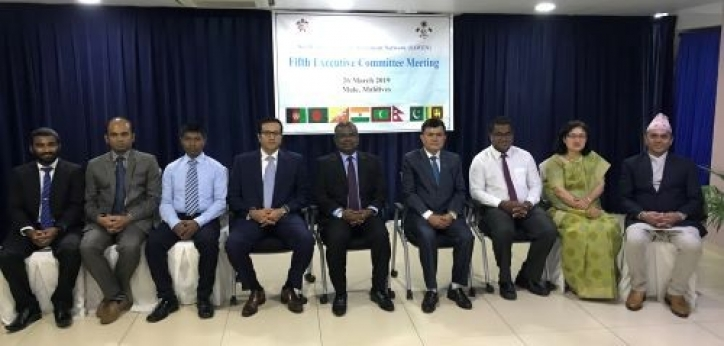 Fifth Executive Committee Meeting concluded