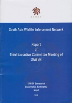 Report of Third Executive Committee Meeting of SAWEN