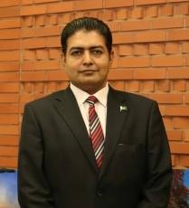 Mr. Muhammad Samar Hussain Khan